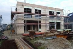 Neubau mit Verbauten Schüco Fenstern