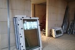 Bereite zum einbau Schüco Fenster