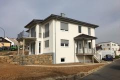 Realisation nach Fenster und Rollläden einbau