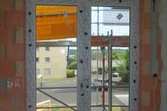 2-flügelige Schüco Balkontür