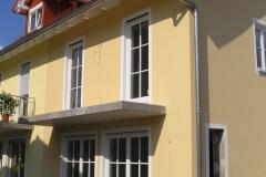 Balkontüren aus Holz