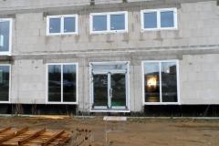 2-flügelige Schüco Fenster in Weiß