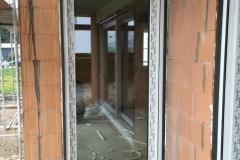 Schüco Balkontür mit Integrierten Rollladen